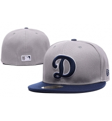 Los Angeles Dodgers Fitted Cap 007