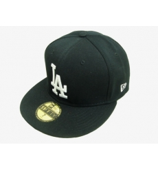 Los Angeles Dodgers Fitted Cap 016