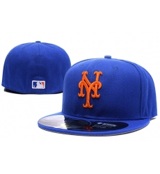 New York Mets Fitted Cap 003