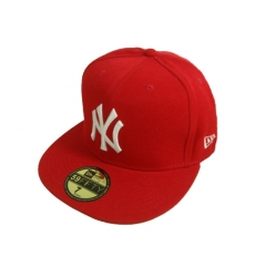 New York Yankees Fitted Cap 009