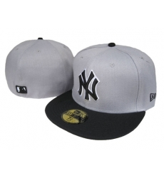 New York Yankees Fitted Cap 011