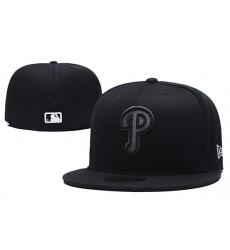 Philadelphia Phillies Fitted Cap 001