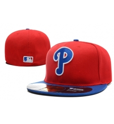Philadelphia Phillies Fitted Cap 003