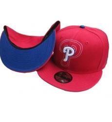 Philadelphia Phillies Fitted Cap 004