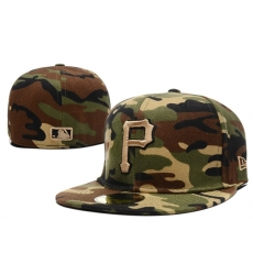 Pittsburgh Pirates Fitted Cap 002