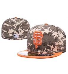 San Francisco Giants Fitted Cap 001
