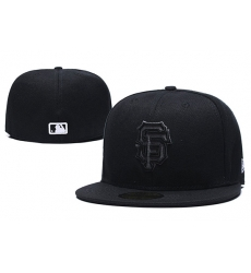 San Francisco Giants Fitted Cap 002