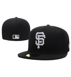San Francisco Giants Fitted Cap 005