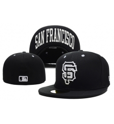 San Francisco Giants Fitted Cap 008