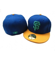 San Francisco Giants Fitted Cap 009