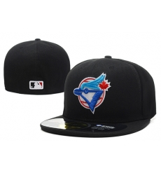 Toronto Blue Jays Fitted Cap 004