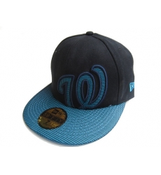 Washington Nationals Fitted Cap 003