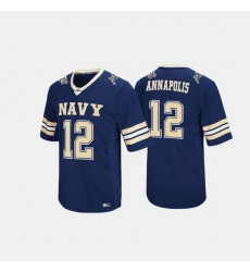 Men Navy Midshipmen Hail Mary Ii Navy Jersey