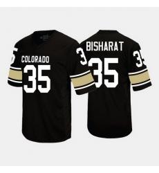 Colorado Buffaloes Beau Bisharat College Football Black Jersey