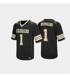 Colorado Buffaloes Hail Mary Ii Black Jersey