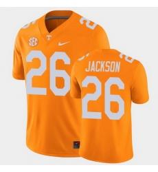 Men Tennessee Volunteers Theo Jackson College Football Orange Alumni Player Game Jersey