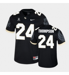 Men Ucf Knights Bentavious Thompson College Football Black Game Jersey