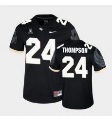 Men Ucf Knights Bentavious Thompson College Football Black Game Jersey