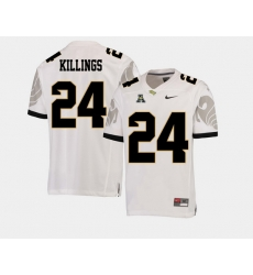 Men Ucf Knights D.J. Killings White College Football Aac Jersey
