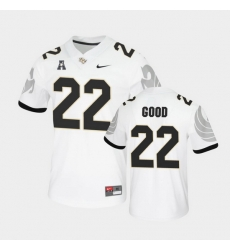 Men Ucf Knights Damarius Good College Football White Untouchable Game Jersey