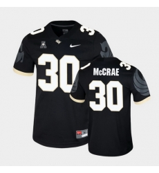 Men Ucf Knights Greg Mccrae College Football Black Game Jersey