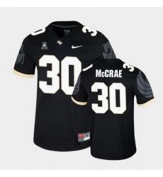 Men Ucf Knights Greg Mccrae College Football Black Game Jersey