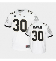 Men Ucf Knights Greg Mccrae College Football White Untouchable Game Jersey