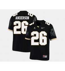 Men Ucf Knights Otis Anderson Black College Football Aac Jersey