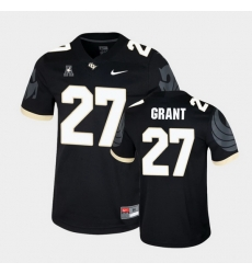 Men Ucf Knights Richie Grant College Football Black Game Jersey