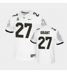 Men Ucf Knights Richie Grant College Football White Untouchable Game Jersey