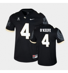 Men Ucf Knights Ryan O'Keefe College Football Black Game Jersey
