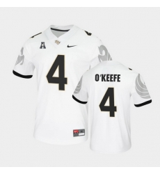 Men Ucf Knights Ryan O'Keefe College Football White Untouchable Game Jersey