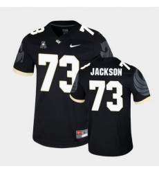 Men Ucf Knights Samuel Jackson College Football Black Game Jersey