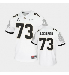 Men Ucf Knights Samuel Jackson College Football White Untouchable Game Jersey