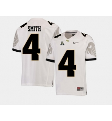 Men Ucf Knights Tre'Quan Smith White College Football Aac Jersey