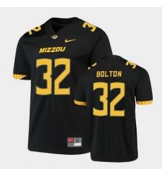 Men Missouri Tigers Nick Bolton Untouchable Game Black Jersey