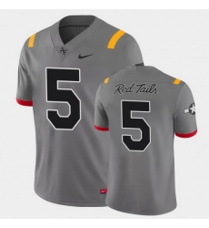 Men Air Force Falcons Donald Hammond Iii Game Anthracite Red Tails Alternate Jersey