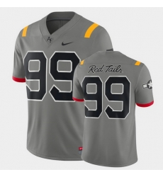 Men Air Force Falcons Game Anthracite Red Tails Alternate Jersey