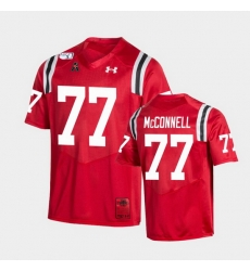 Men Cincinnati Bearcats Vincent Mcconnell College Football Red Game Replica Jersey