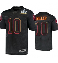 Men Scotty Miller Tampa Bay Buccaneers Black Super Bowl Lv Jersey