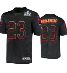 Men Sean Murphy Bunting Tampa Bay Buccaneers Black Super Bowl Lv Jersey