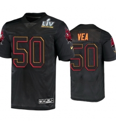 Men Vita Vea Tampa Bay Buccaneers Black Super Bowl Lv Jersey