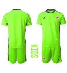 Kids Argentina Short Soccer Jerseys 021