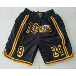 Men Men Black Mamba 8 24 Kobe Bryant Black Just Don Swingman