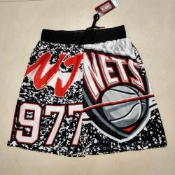 Men's Brooklyn Nets Shorts