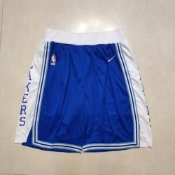 Men's Los Angeles Lakers Blue Latin Shorts
