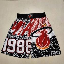 Men's Miami Heat Shorts