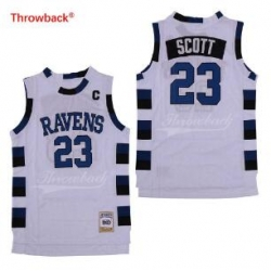 One Tree Hill Scott Ravens Movie jersey 23 Scott