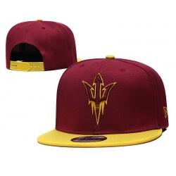 NCAA College Snapback Cap 003
