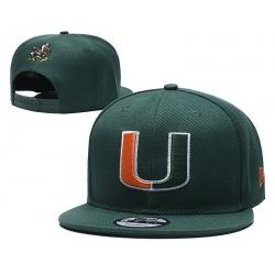 NCAA College Snapback Cap 005